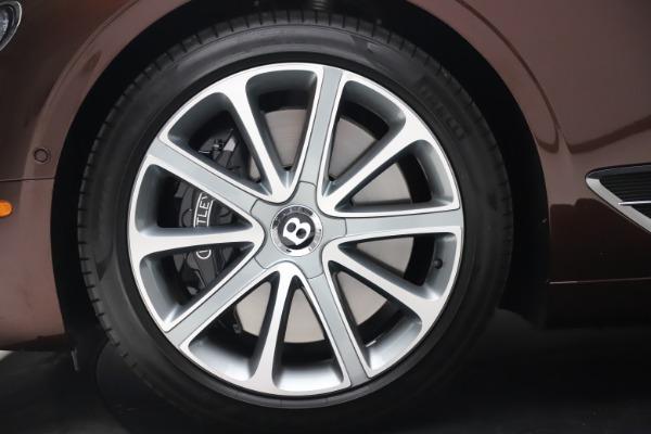 New 2020 Bentley Continental GT V8 for sale $269,605 at Alfa Romeo of Westport in Westport CT 06880 23
