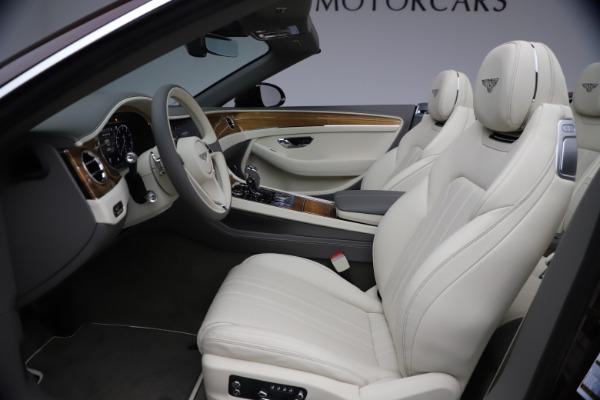 New 2020 Bentley Continental GT V8 for sale $269,605 at Alfa Romeo of Westport in Westport CT 06880 26