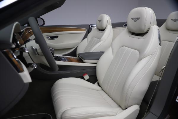 New 2020 Bentley Continental GT V8 for sale $269,605 at Alfa Romeo of Westport in Westport CT 06880 27