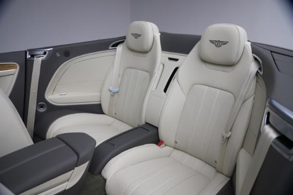 New 2020 Bentley Continental GT V8 for sale $269,605 at Alfa Romeo of Westport in Westport CT 06880 28