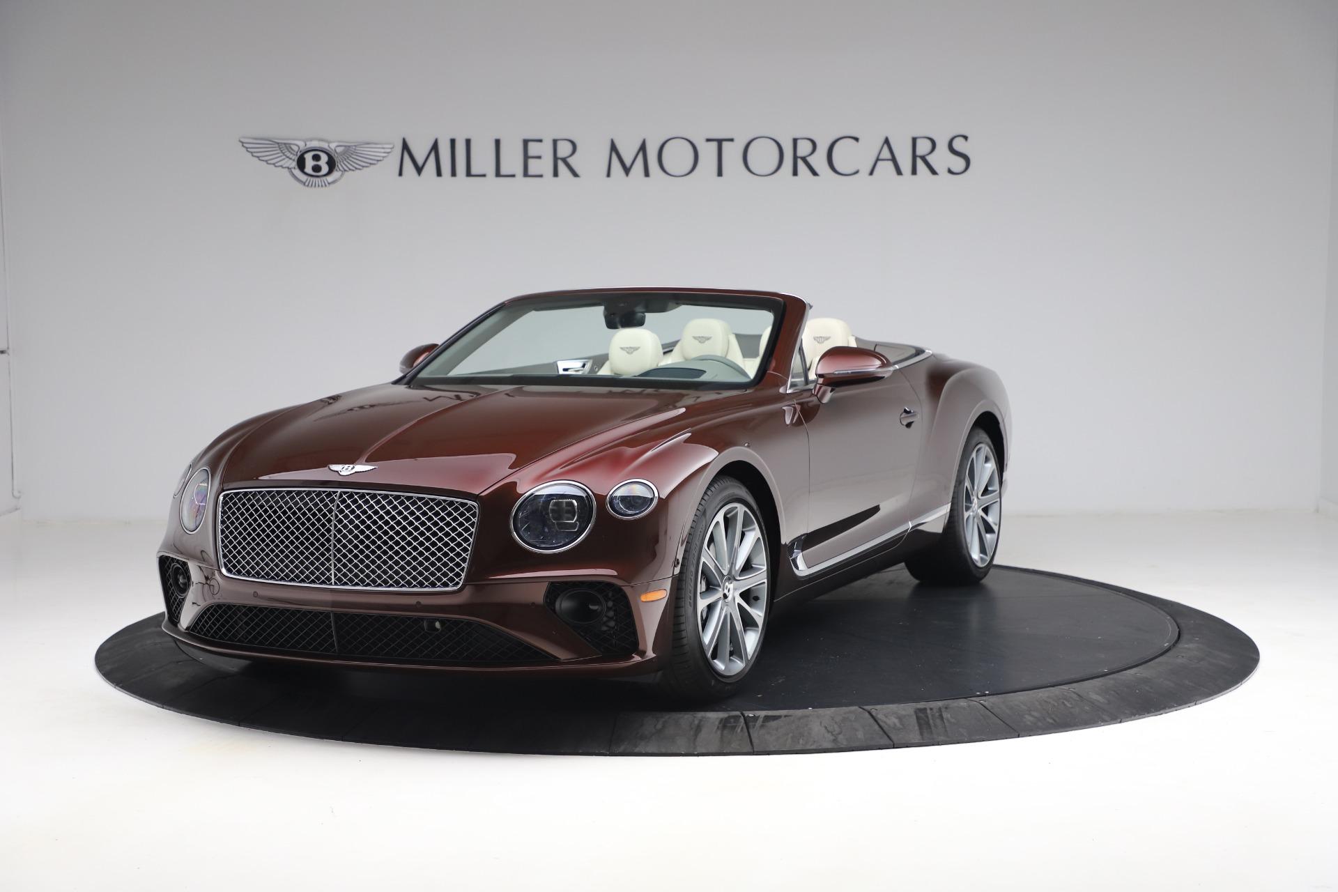New 2020 Bentley Continental GT V8 for sale $269,605 at Alfa Romeo of Westport in Westport CT 06880 1