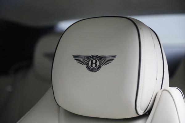Used 2020 Bentley Continental GT V8 for sale $249,900 at Alfa Romeo of Westport in Westport CT 06880 20