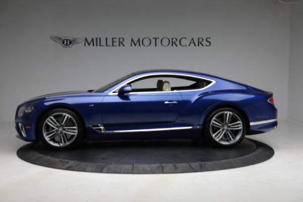New 2020 Bentley Continental GT V8 for sale $255,080 at Alfa Romeo of Westport in Westport CT 06880 3