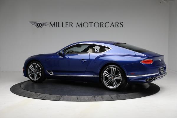New 2020 Bentley Continental GT V8 for sale $255,080 at Alfa Romeo of Westport in Westport CT 06880 4