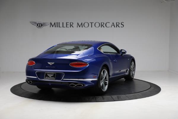 New 2020 Bentley Continental GT V8 for sale $255,080 at Alfa Romeo of Westport in Westport CT 06880 7