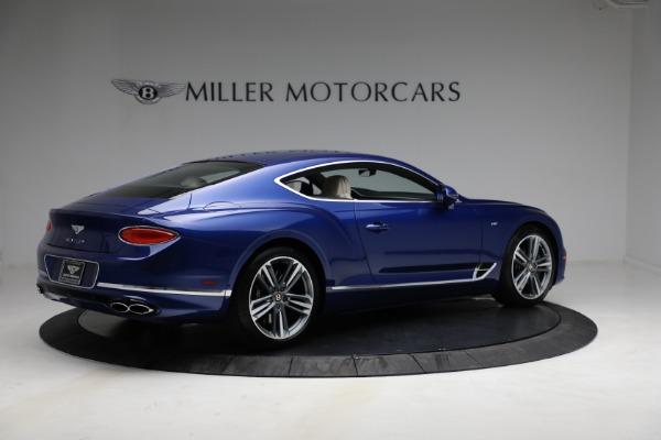 New 2020 Bentley Continental GT V8 for sale $255,080 at Alfa Romeo of Westport in Westport CT 06880 8