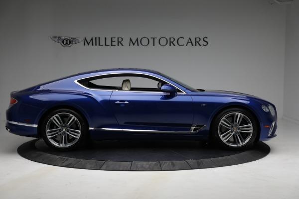 New 2020 Bentley Continental GT V8 for sale $255,080 at Alfa Romeo of Westport in Westport CT 06880 9