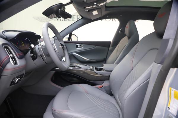 New 2021 Aston Martin DBX for sale $210,786 at Alfa Romeo of Westport in Westport CT 06880 12