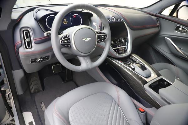 New 2021 Aston Martin DBX for sale $210,786 at Alfa Romeo of Westport in Westport CT 06880 13