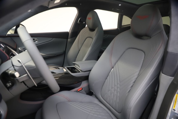 New 2021 Aston Martin DBX for sale $210,786 at Alfa Romeo of Westport in Westport CT 06880 14