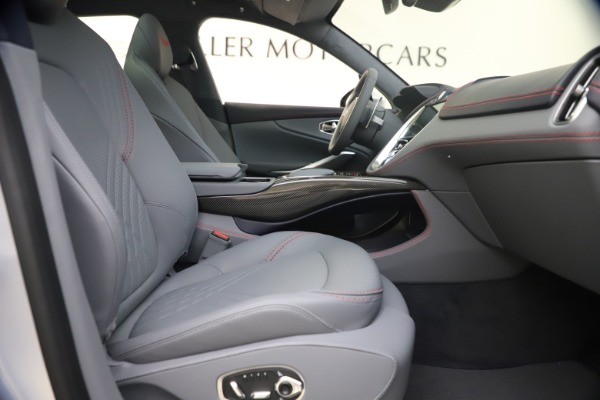 New 2021 Aston Martin DBX for sale $210,786 at Alfa Romeo of Westport in Westport CT 06880 19