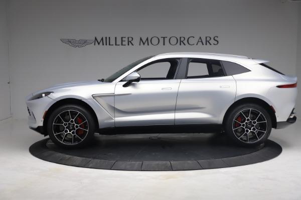 New 2021 Aston Martin DBX for sale $210,786 at Alfa Romeo of Westport in Westport CT 06880 2