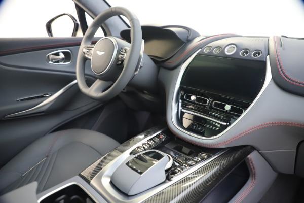New 2021 Aston Martin DBX for sale $210,786 at Alfa Romeo of Westport in Westport CT 06880 20