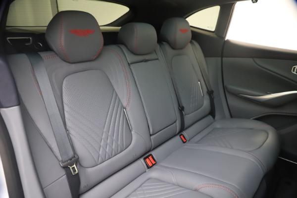 New 2021 Aston Martin DBX for sale $210,786 at Alfa Romeo of Westport in Westport CT 06880 22