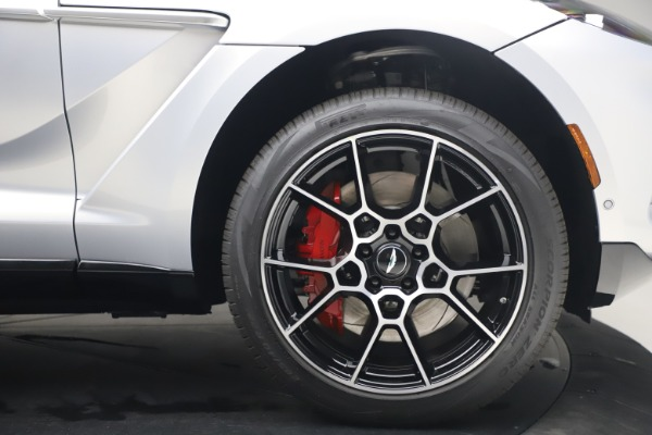 New 2021 Aston Martin DBX for sale $210,786 at Alfa Romeo of Westport in Westport CT 06880 23