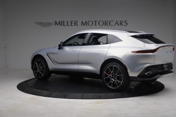 New 2021 Aston Martin DBX for sale $210,786 at Alfa Romeo of Westport in Westport CT 06880 3