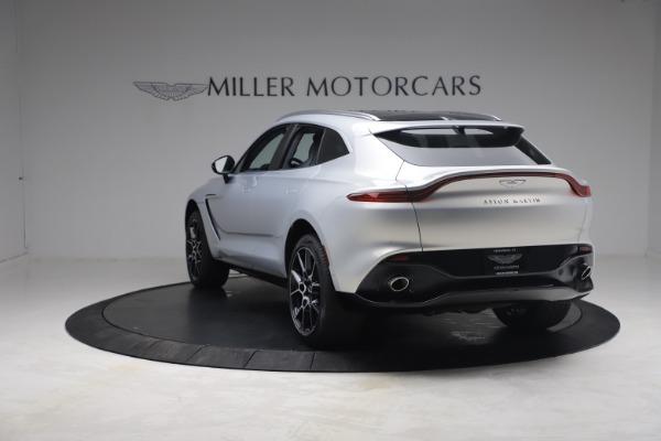 New 2021 Aston Martin DBX for sale $210,786 at Alfa Romeo of Westport in Westport CT 06880 4