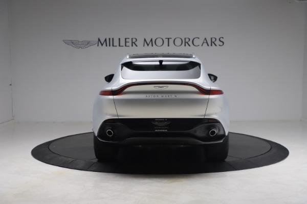 New 2021 Aston Martin DBX for sale $210,786 at Alfa Romeo of Westport in Westport CT 06880 5
