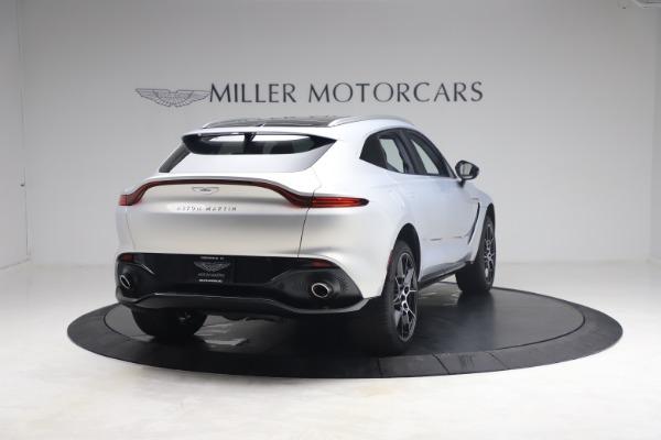 New 2021 Aston Martin DBX for sale $210,786 at Alfa Romeo of Westport in Westport CT 06880 6