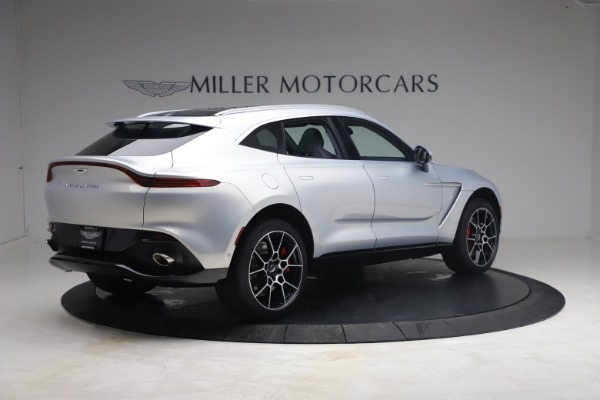 New 2021 Aston Martin DBX for sale $210,786 at Alfa Romeo of Westport in Westport CT 06880 7