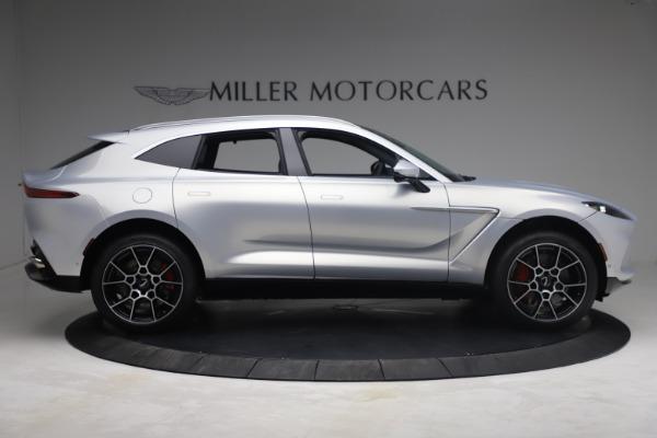 New 2021 Aston Martin DBX for sale $210,786 at Alfa Romeo of Westport in Westport CT 06880 8