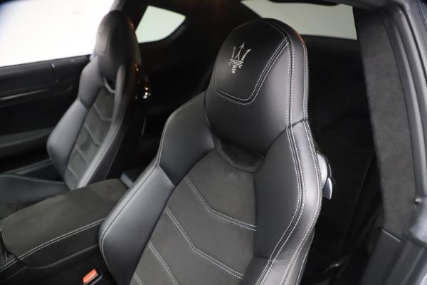 Used 2014 Maserati GranTurismo MC for sale Call for price at Alfa Romeo of Westport in Westport CT 06880 19