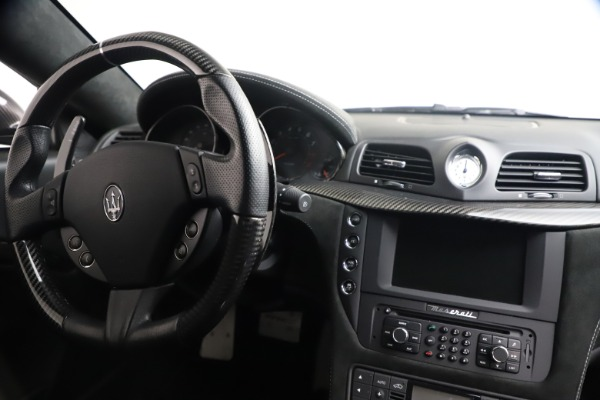 Used 2014 Maserati GranTurismo MC for sale Call for price at Alfa Romeo of Westport in Westport CT 06880 25