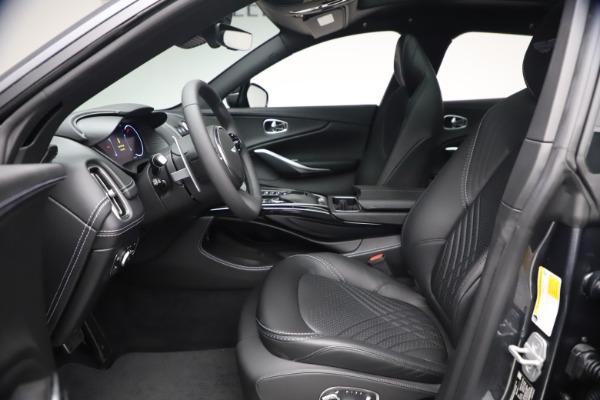 New 2021 Aston Martin DBX for sale $208,786 at Alfa Romeo of Westport in Westport CT 06880 13