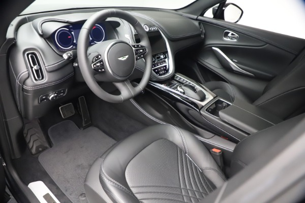 New 2021 Aston Martin DBX for sale $208,786 at Alfa Romeo of Westport in Westport CT 06880 14
