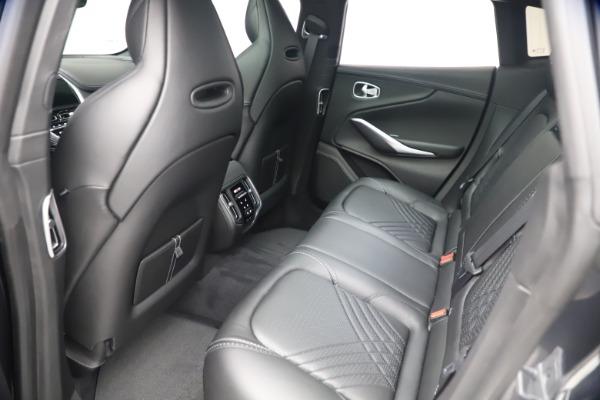 New 2021 Aston Martin DBX for sale $208,786 at Alfa Romeo of Westport in Westport CT 06880 17