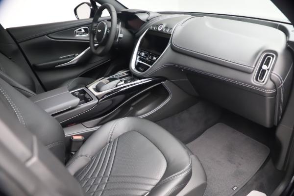 New 2021 Aston Martin DBX for sale $208,786 at Alfa Romeo of Westport in Westport CT 06880 19
