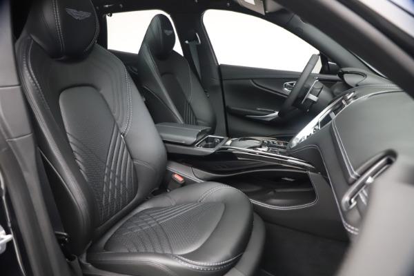 New 2021 Aston Martin DBX for sale $208,786 at Alfa Romeo of Westport in Westport CT 06880 20