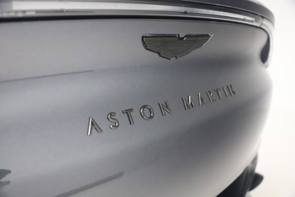 New 2021 Aston Martin DBX for sale $208,786 at Alfa Romeo of Westport in Westport CT 06880 22