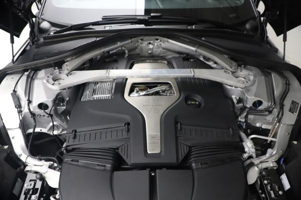 New 2021 Aston Martin DBX for sale $208,786 at Alfa Romeo of Westport in Westport CT 06880 23