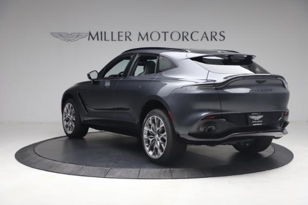 New 2021 Aston Martin DBX for sale $208,786 at Alfa Romeo of Westport in Westport CT 06880 4