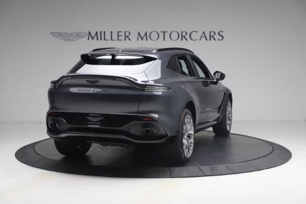 New 2021 Aston Martin DBX for sale $208,786 at Alfa Romeo of Westport in Westport CT 06880 6