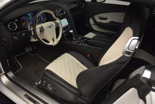 New 2017 Bentley Continental GT V8 S for sale Sold at Alfa Romeo of Westport in Westport CT 06880 22