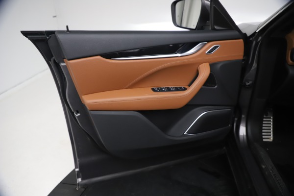 New 2021 Maserati Levante GranSport for sale $73,900 at Alfa Romeo of Westport in Westport CT 06880 16