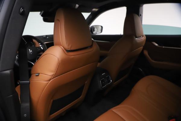 New 2021 Maserati Levante GranSport for sale $73,900 at Alfa Romeo of Westport in Westport CT 06880 17
