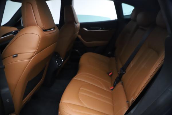 New 2021 Maserati Levante GranSport for sale $73,900 at Alfa Romeo of Westport in Westport CT 06880 18