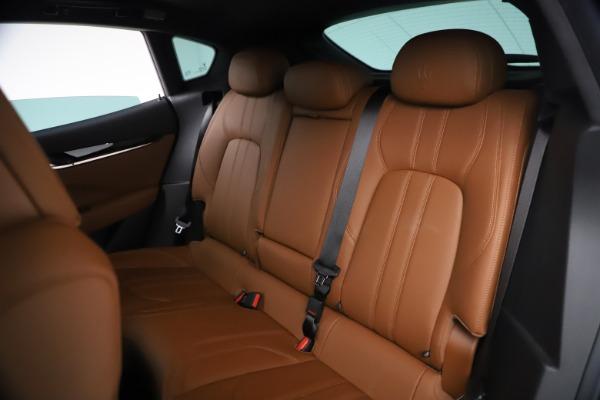 New 2021 Maserati Levante GranSport for sale $73,900 at Alfa Romeo of Westport in Westport CT 06880 19