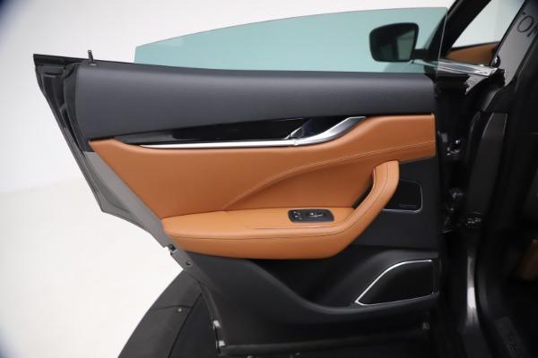 New 2021 Maserati Levante GranSport for sale $73,900 at Alfa Romeo of Westport in Westport CT 06880 20