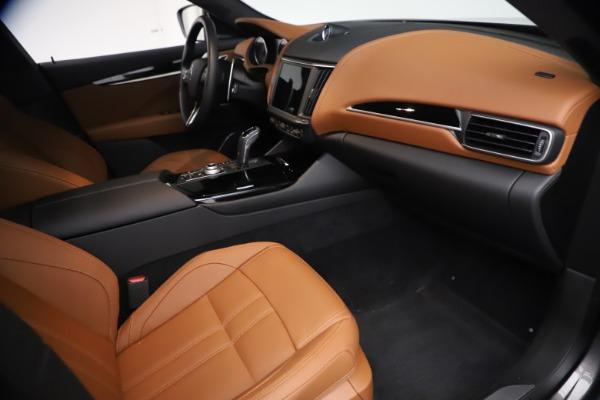 New 2021 Maserati Levante GranSport for sale $73,900 at Alfa Romeo of Westport in Westport CT 06880 21