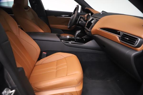 New 2021 Maserati Levante GranSport for sale $73,900 at Alfa Romeo of Westport in Westport CT 06880 22