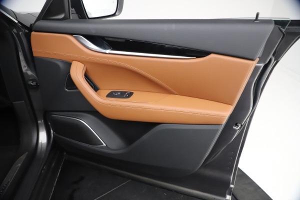 New 2021 Maserati Levante GranSport for sale $73,900 at Alfa Romeo of Westport in Westport CT 06880 23