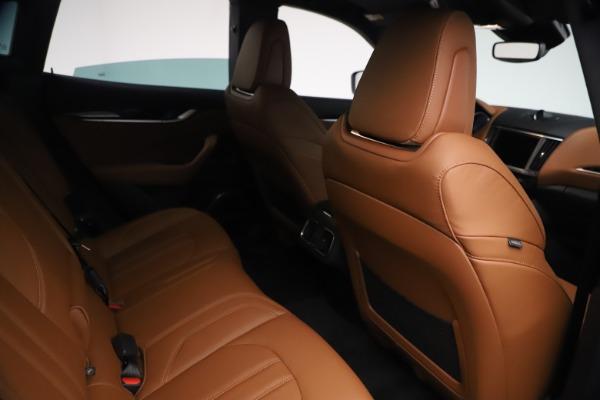 New 2021 Maserati Levante GranSport for sale $73,900 at Alfa Romeo of Westport in Westport CT 06880 24