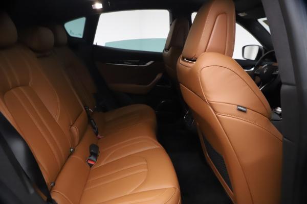 New 2021 Maserati Levante GranSport for sale $73,900 at Alfa Romeo of Westport in Westport CT 06880 25
