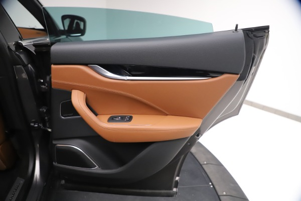New 2021 Maserati Levante GranSport for sale $73,900 at Alfa Romeo of Westport in Westport CT 06880 26