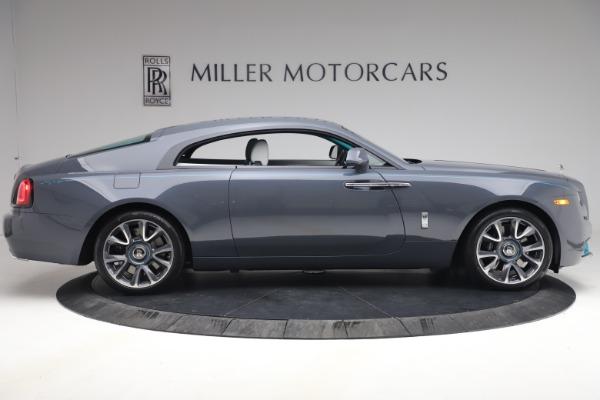 Used 2021 Rolls-Royce Wraith for sale $444,275 at Alfa Romeo of Westport in Westport CT 06880 10