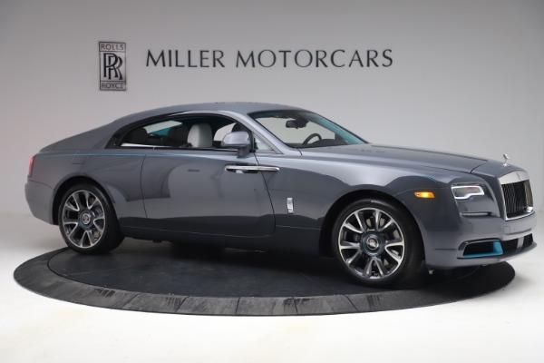 Used 2021 Rolls-Royce Wraith KRYPTOS for sale Call for price at Alfa Romeo of Westport in Westport CT 06880 11